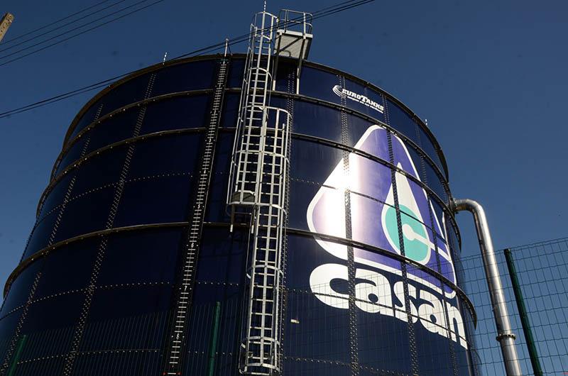 Reservatório do Norte da Ilha será similar ao construído pela Casan em Araquari