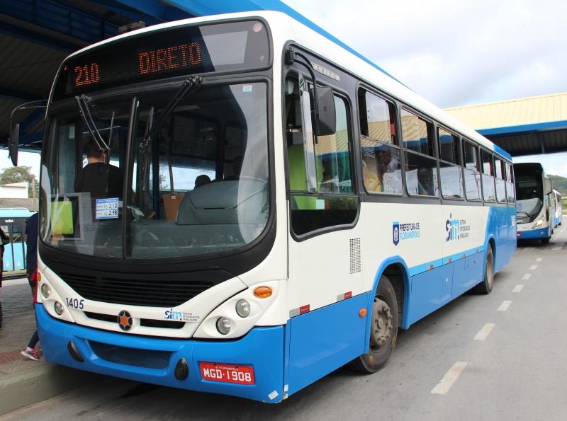 QR code vai mostrar quanto tempo leva para o próximo ônibus passar