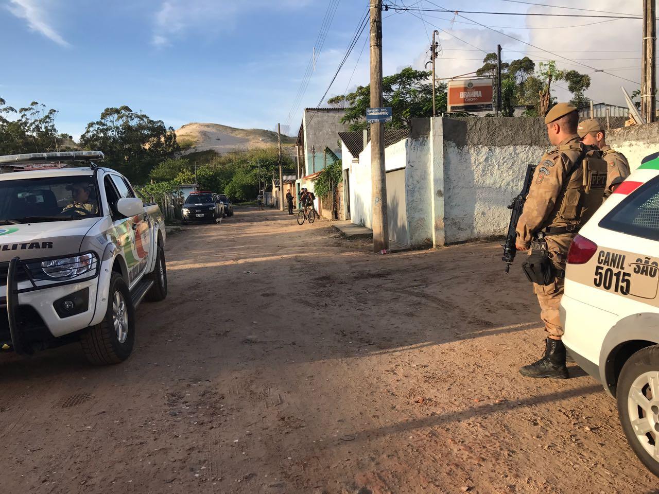 Operação da polícia prende novamente jovem liberado por juíza após tiroteio