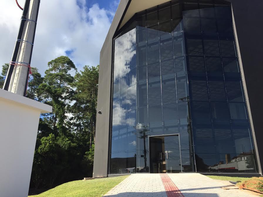 Estado vai atrasar mais a entrega do prédio da nova delegacia de Canasvieiras
