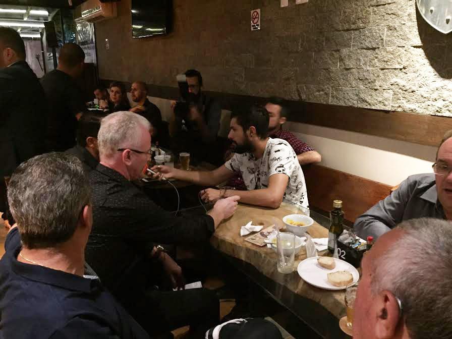 CBN Diário apresenta programa especial do Templar Bier em Ingleses