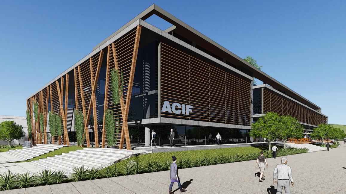 Acif vai construir Centro Empresarial no Sapiens Parque no Norte da Ilha