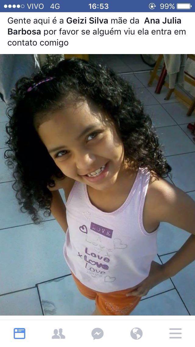 Desaparecimento da filha do Chicão da Casa das Tintas provoca compartilhamentos no WhatsApp