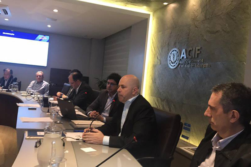 Luciano Pinheiro assume como novo presidente da Acif em Florianópolis
