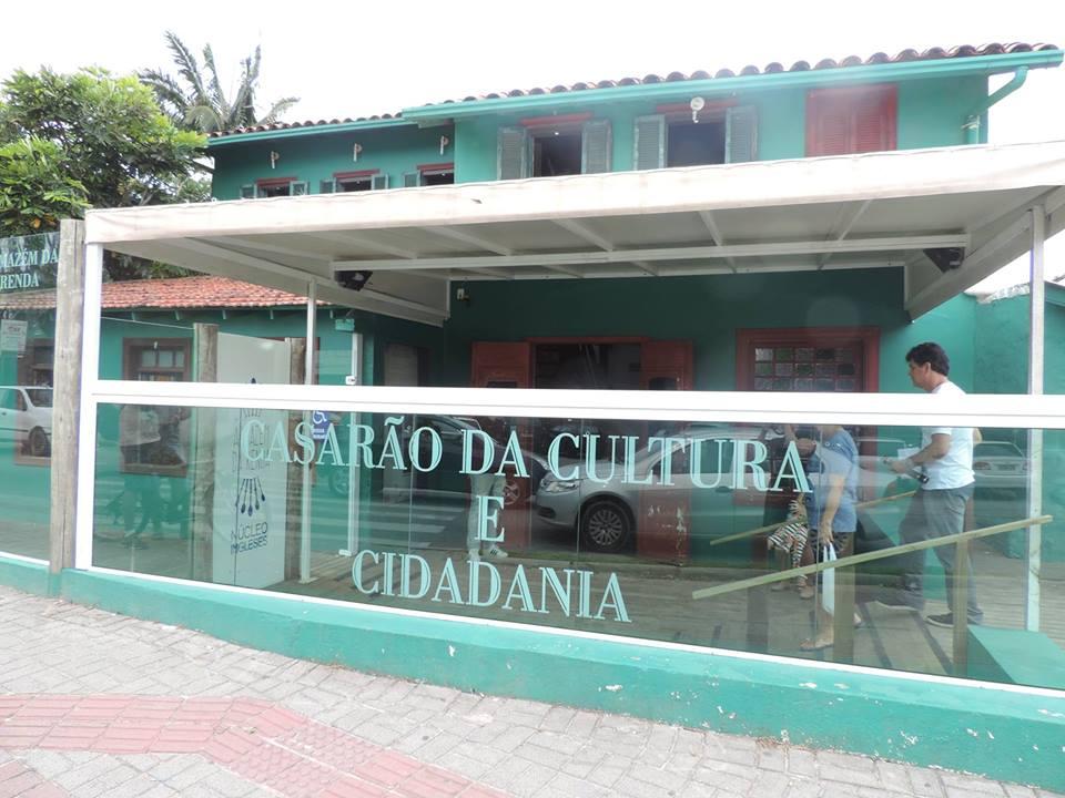 """""""Nunca usamos a casa de cultura para fins eleitoreiros"""", diz Edinho Lemos"""