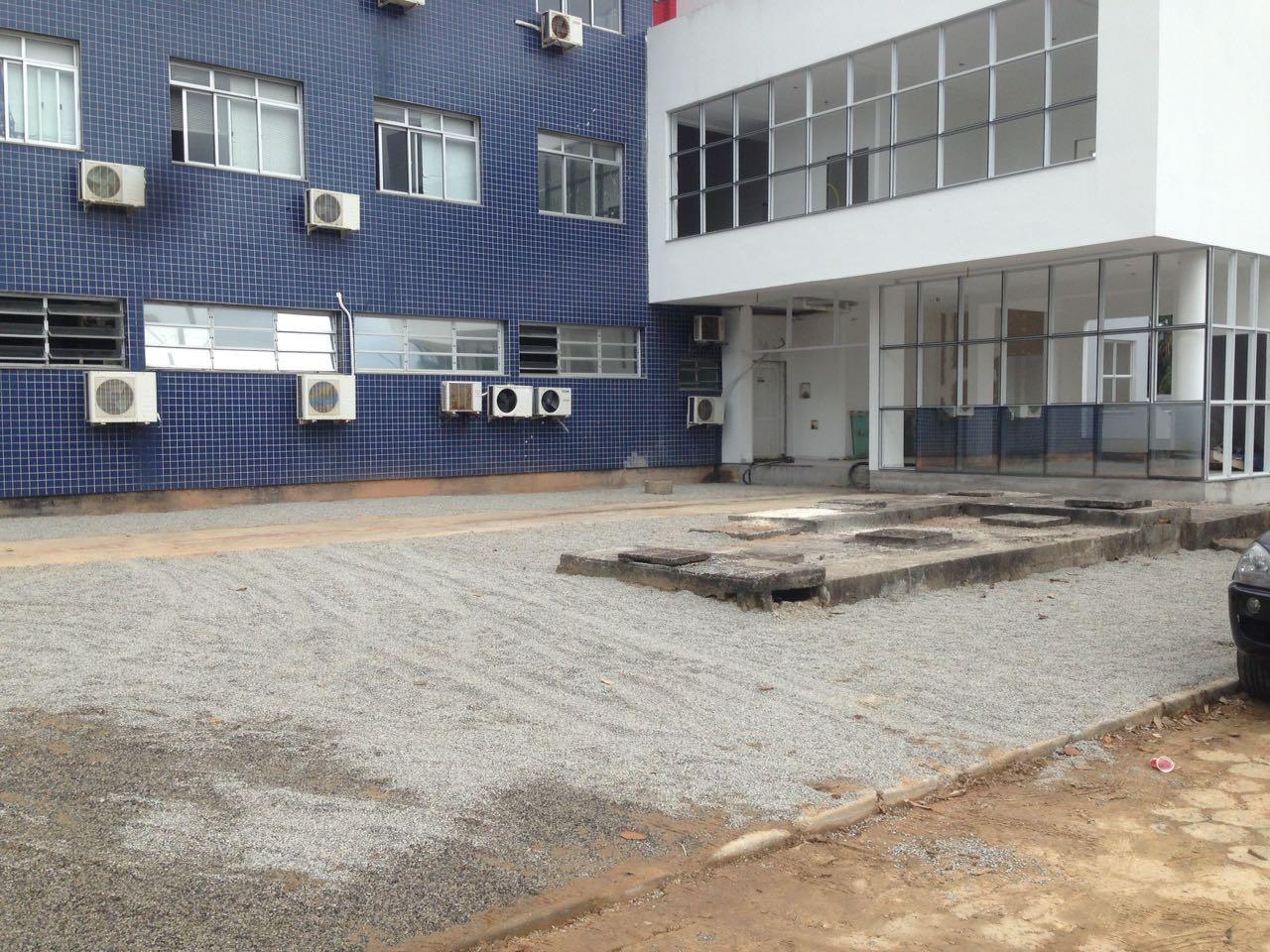 Prefeitura realiza manutenção na estrutura da Upa Norte