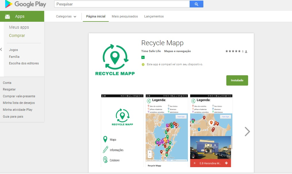 recycle-mapp