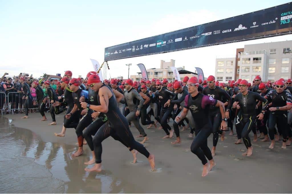 Norte da Ilha vai sediar outra prova de triathlon no mês de agosto