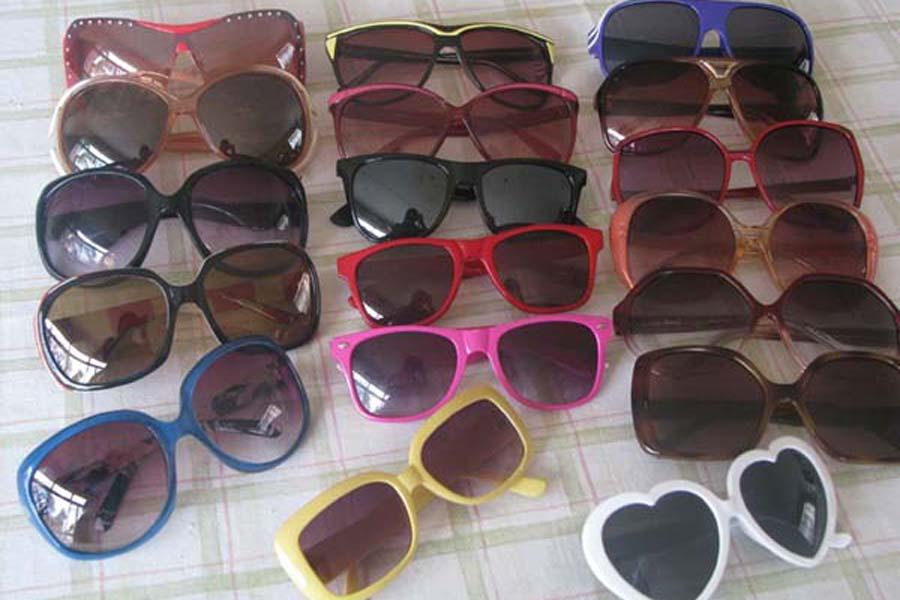 Óculos de sol falsificado é pior do que não usar proteção, diz ... 80cf2af95d