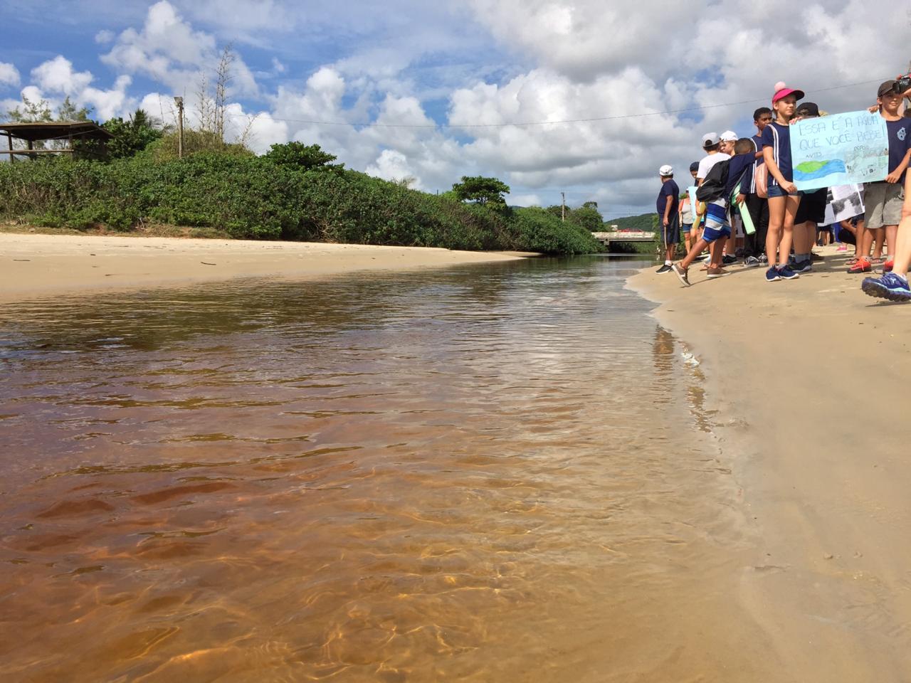 Associação remarca para a próxima semana 'Abraço Simbólico ao Rio Capivari' - Jornal Conexão Comunidade