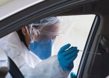 Teste PCR contra a covid-19   Foto: Agência Brasil